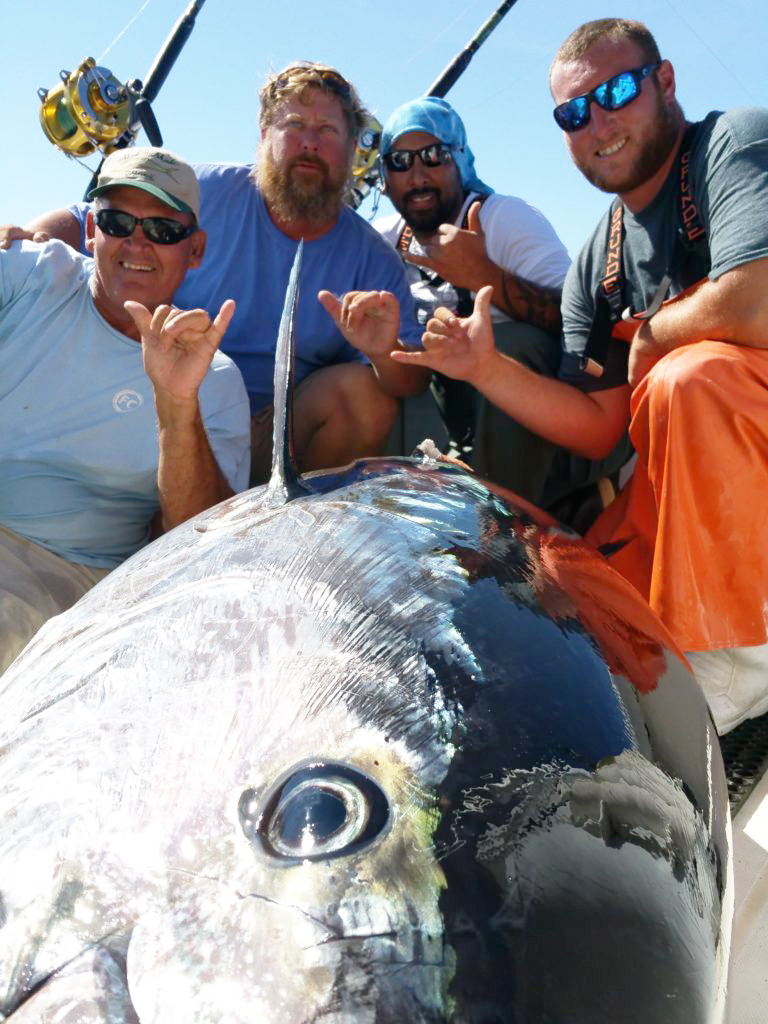 Captain Johnny Johnson Is The Owner And Founder Of Gloucester Charter Connection He S Well Known As One Best Bluefin Tuna Fishermen In