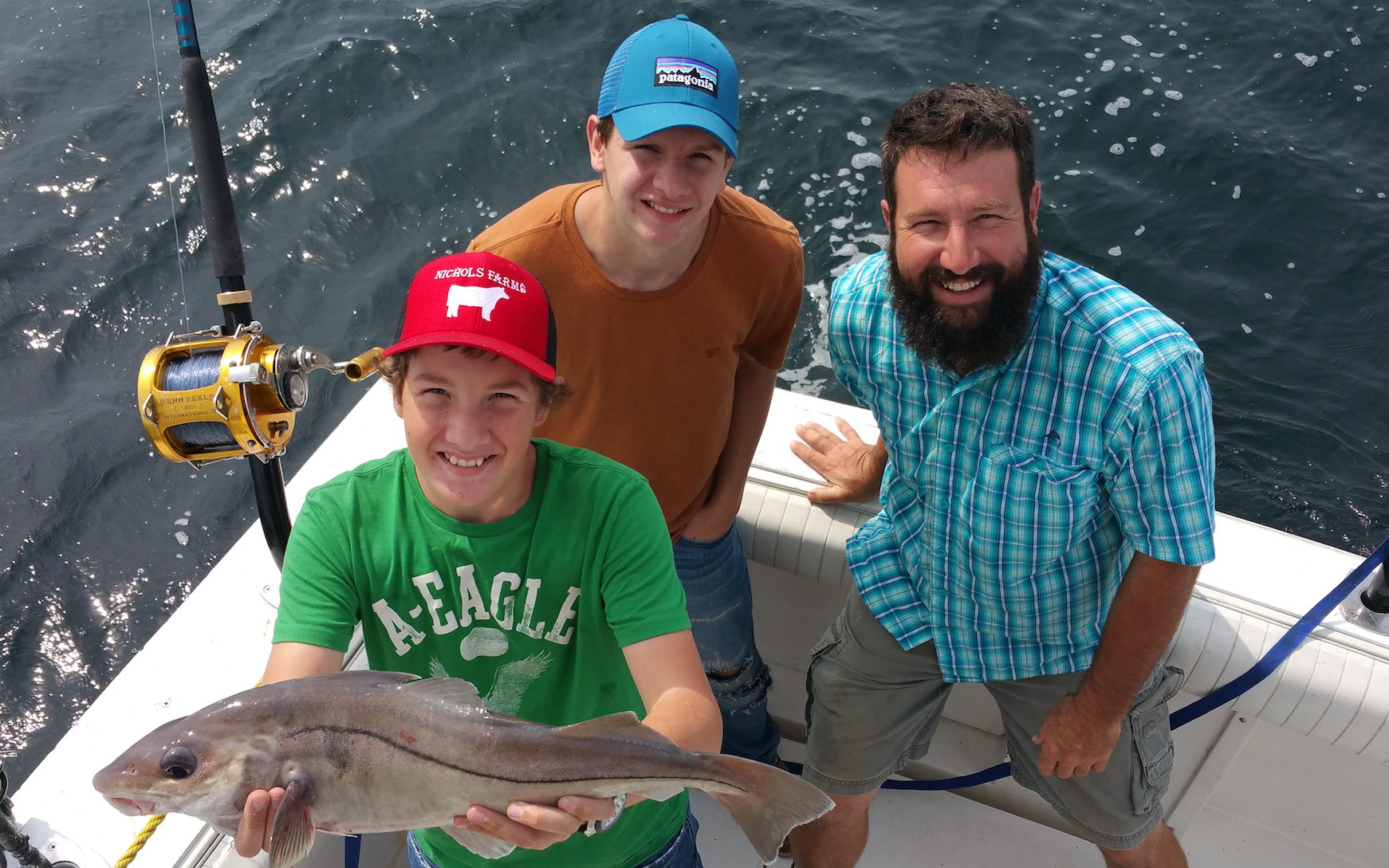 Best gloucester fishing charters giant bluefin tuna for Gloucester fishing charters