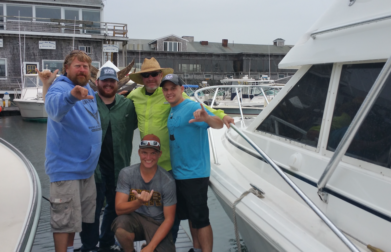 The Subdivider - Best Gloucester Bluefin Tuna Charters