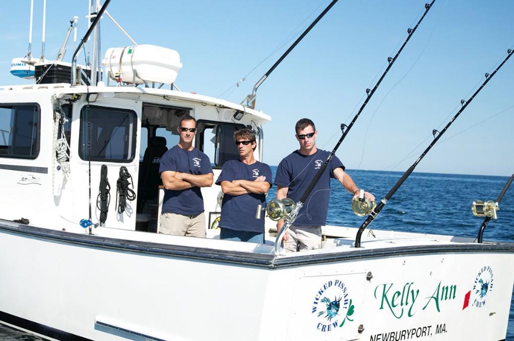 The Kelly Ann - Best Gloucester Bluefin Tuna Charters